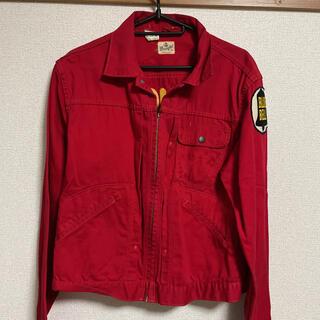 ラングラー(Wrangler)のラングラー チャンピオンジャケット レプリカ 日本製 タロンジップ(Gジャン/デニムジャケット)
