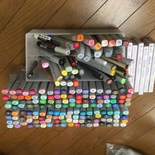 コピックマーカー COPIC コピックスケッチ 150本以上 144色セット(コミック用品)