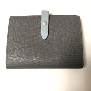 セリーヌ(celine)のセリーヌ ミディアムストラップウォレット グレイン  セリーヌ 財布(財布)