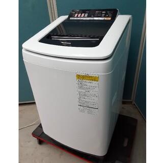 Panasonic - パナソニック 縦型洗濯乾燥機8.0kg/4.5kg エコナビ NA-FW80S1