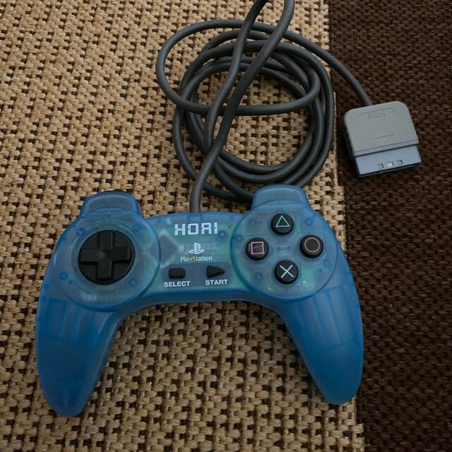 PlayStation(プレイステーション)のplayStation コントローラー エンタメ/ホビーのゲームソフト/ゲーム機本体(その他)の商品写真