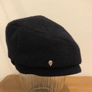 ヘレンカミンスキー(HELEN KAMINSKI)の☆最終価格☆HELEN KAMINSKI 帽子(ブラック)(その他)