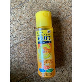 ロート製薬 - メラノCC 薬用しみ対策美白化粧水 しっとりタイプ 本体 170ml(本体)