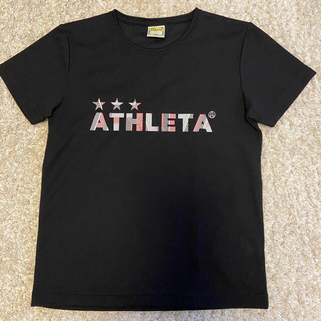 ATHLETA(アスレタ)のアスレタ Tシャツ 150 キッズ/ベビー/マタニティのキッズ服男の子用(90cm~)(Tシャツ/カットソー)の商品写真