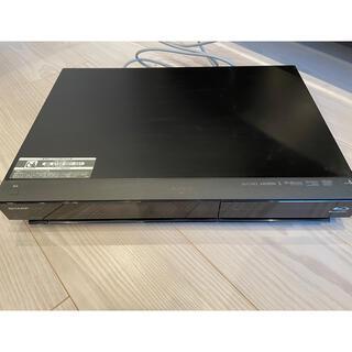 AQUOS - SHARP AQUOS ブルーレイレコーダー BD-HDS43 320GB