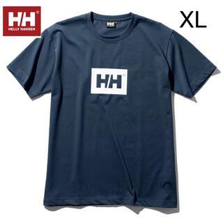 ヘリーハンセン(HELLY HANSEN)の新品タグ付き HELLY HANSEN  HH Logo Tee XL⓪(Tシャツ/カットソー(半袖/袖なし))