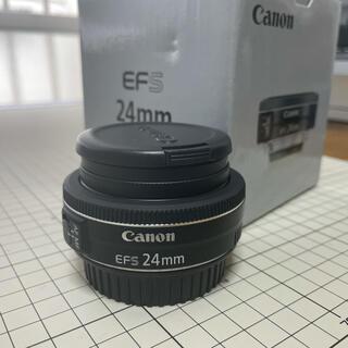 Canon - Canon 単焦点広角レンズ EF-S24mm F2.8 STM APS-C対応