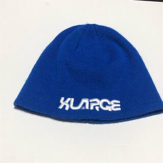 エクストララージ(XLARGE)のXlarge ニット帽(帽子)