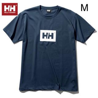 ヘリーハンセン(HELLY HANSEN)の新品タグ付き HELLY HANSEN  HH Logo Tee Mサイズ(Tシャツ/カットソー(半袖/袖なし))