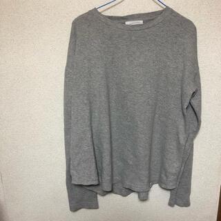 アダムエロぺ(Adam et Rope')のワッフルTシャツ(Tシャツ/カットソー(七分/長袖))
