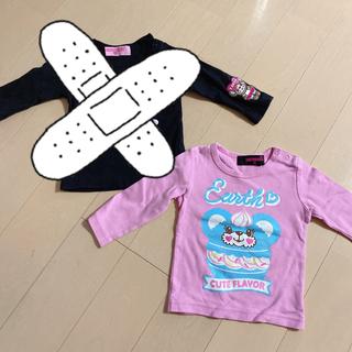 アースマジック(EARTHMAGIC)のEARTHMAGIC♡80cm(Tシャツ)