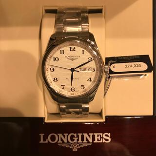 ロンジン(LONGINES)の新品!LONGINES メンズ  L2.7554786(腕時計(アナログ))