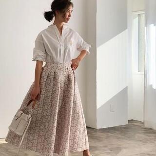 Drawer - seventen 完売品⭐︎新品タグ付きジャガードスカート