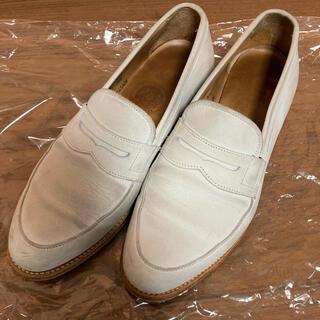 JOSEPH CHEANEY&SONS コインローファー レザーシューズ(ローファー/革靴)