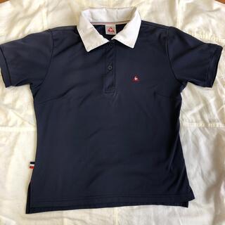 ルコックスポルティフ(le coq sportif)の女性用 ポロシャツ M    ルコック(ポロシャツ)