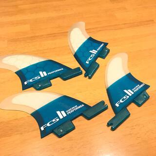フィン(Fin)のFCS2 PERFORMER QUAD  (サーフィン)