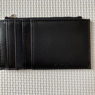 ムルーア(MURUA)の新品未使用 ムルーア カードケース ご銭ケース(名刺入れ/定期入れ)