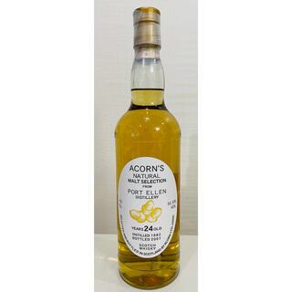 ポートエレン24年 1982-2007 55.6%(ウイスキー)