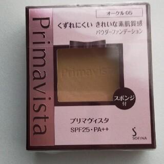 Primavista - プリマヴィスタ きれいな素肌質感 パウダーファンデーション オークル05 SPF