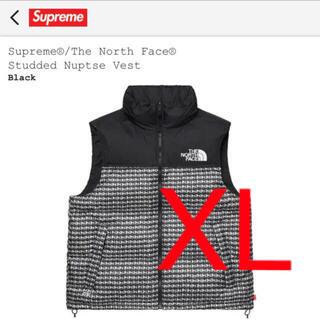 Supreme - Supreme North Face Studded Nuptse Vest