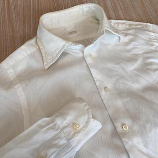 EDIFICE - エディフィス レギュラーカラー ドレスシャツ 37