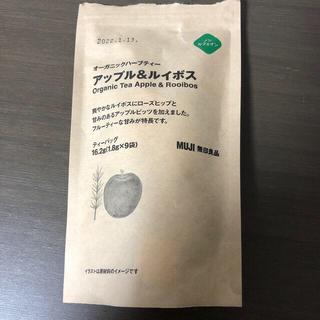 ムジルシリョウヒン(MUJI (無印良品))の無印良品オーガニックハーブティー アップル&ルイボス ノンカフェイン(茶)