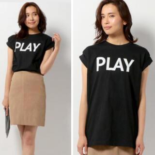 MLM PLAY ロールアップ Tシャツ / エムエルエム(Tシャツ(半袖/袖なし))