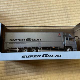 ミツビシ(三菱)の1/43 三菱ふそう SUPER GREAT(模型/プラモデル)