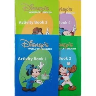 ディズニー(Disney)のDWE Activity Book (語学/参考書)