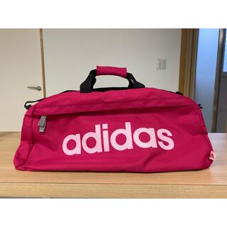 アディダス(adidas)のadidas アディダス スポーツバック 美品(ボストンバッグ)