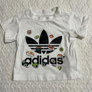アディダス(adidas)のアディダス adidas  ベイビー 半袖Tシャツ(Tシャツ)