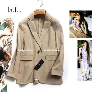 LAUTREAMONT - 定価31,900円【新品】ラエフ★ブランドこだわり着心地テーラードジャケット