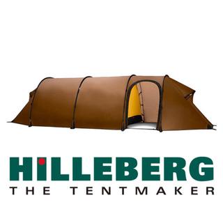 ヒルバーグ(HILLEBERG)のHILLEBERG ヒルバーグ ケロン KERON 3 GT サンド【新品】(テント/タープ)