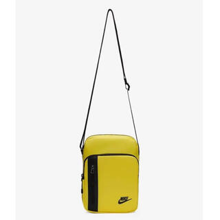NIKE - 新品 ナイキ NIKE ショルダー バッグ 3L ポーチ イエロー 鞄