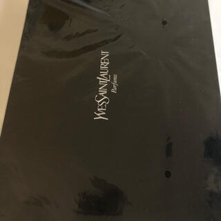 イヴサンローランボーテ(Yves Saint Laurent Beaute)の希少!!サンローラン ノートセット(ノート/メモ帳/ふせん)