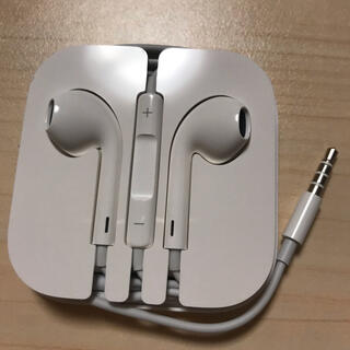 アップル(Apple)のiPhoneイヤホン(ヘッドフォン/イヤフォン)