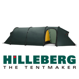 ヒルバーグ(HILLEBERG)のHILLEBERG ヒルバーグ ケロン KERON 3 GT グリーン【新品】(テント/タープ)
