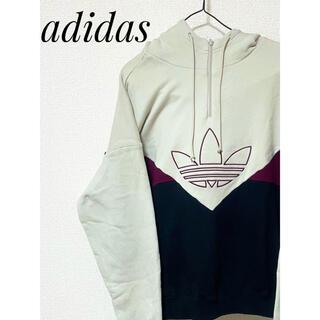 アディダス(adidas)のadidas アディダス トレフォイル パーカー S(パーカー)