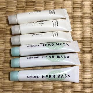 メナード(MENARD)のメナード ハーブマスク マッサージクリーム(パック/フェイスマスク)