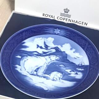 ロイヤルコペンハーゲン(ROYAL COPENHAGEN)の2010 ロイヤルコペンハーゲンイヤープレート(陶芸)