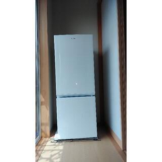 アイリスオーヤマ(アイリスオーヤマ)のアイリスオーヤマ 冷凍冷蔵庫 156L 購入2年(使用1年後保管1年)(冷蔵庫)
