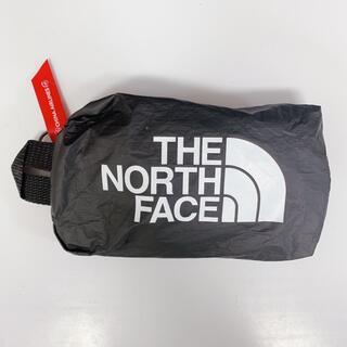 ザノースフェイス(THE NORTH FACE)のノースフェイス チャイナエア アメニティ ポーチ プレエコ黒ブラック(ポーチ)