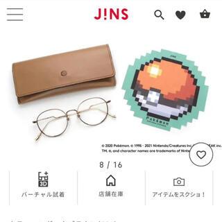 JINS - JINS ポケモン ピカチュウ