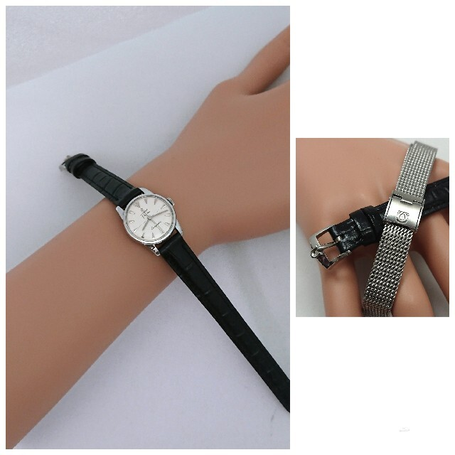 OMEGA(オメガ)のOH済 1961年製 オメガ レディマティック・ジュネーブ レディース 極美品 レディースのファッション小物(腕時計)の商品写真