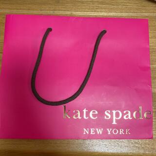 ケイトスペードニューヨーク(kate spade new york)のケイトスペードニューヨークショッパー袋 紙袋(ショップ袋)