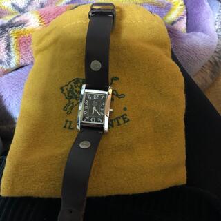 イルビゾンテ(IL BISONTE)のイルビゾンテ時計(腕時計)
