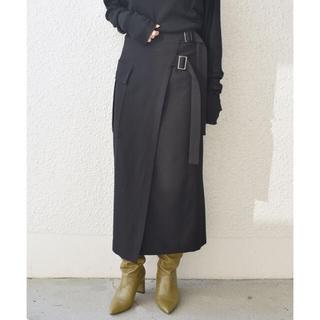 シップスフォーウィメン(SHIPS for women)のSHIPS for women Wai ラップスカート(ロングスカート)