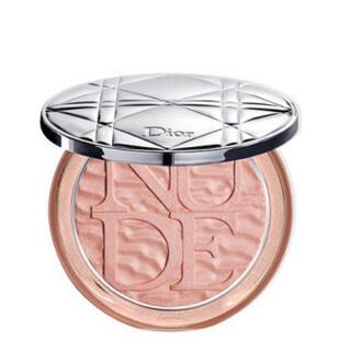 Dior - スキン ミネラル ヌード ルミナイザー パウダー 限定001 ピンク デューン