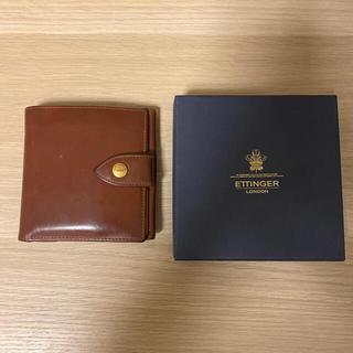 エッティンガー(ETTINGER)のETTINGER 二つ折り財布 パース(折り財布)