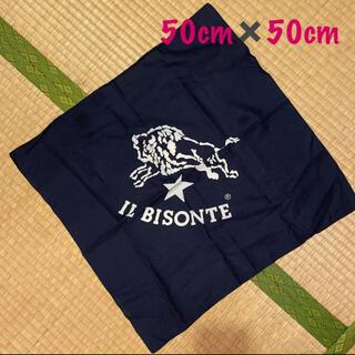 イルビゾンテ(IL BISONTE)のハンカチ(ハンカチ/ポケットチーフ)